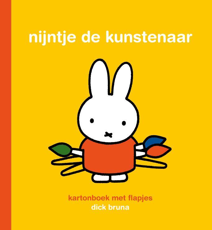 Kleurplaten Nijntje Kunstenaar.Prentenboeken 2 Tot 6 Jaar Alice